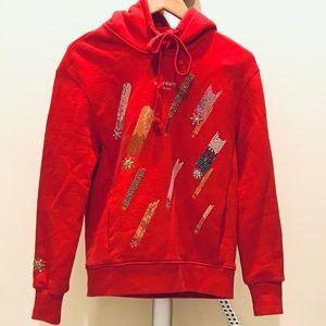 MissSixty MILANO Jaydin hoodie excellent condition